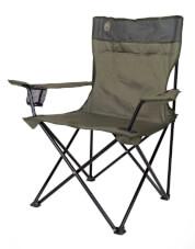Plenerowe krzesło podróżne Standard Quad Chair Green Coleman