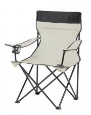 Plenerowe krzesło podróżne Standard Quad Chair Khaki Coleman