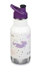 Butelka termiczna dla dzieci Insulated Kid Classic 355 ml Unicorn Leap Klean Kanteen