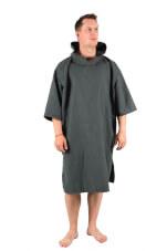 Ręcznik szlafrokowy Changing Robe Compact Lifeventure szary