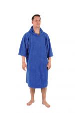 Ręcznik szlafrokowy Changing Robe Warm Lifeventure niebieski