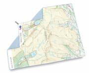Ręcznik szybkoschnący SoftFibre OS Map Towel Giant Pen - Y - Fan Lifeventure