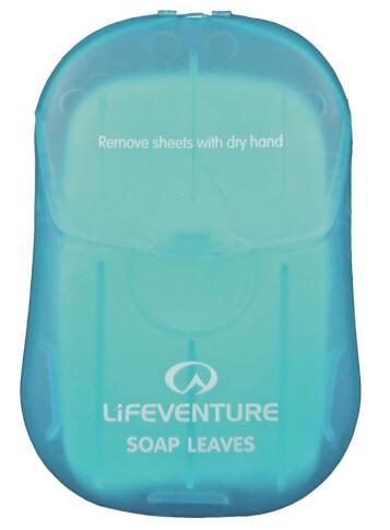 Mydło biodegradowalne w listkach Soap Leaves 50szt Lifeventure