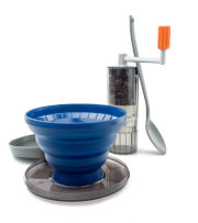 Zestaw do parzenia kawy Gourmet Pourover Java Set GSI Outdoor