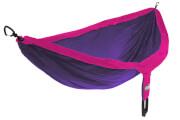 Hamak turystyczny dla 2 osób Double Nest Purple/Fuchsia Eno
