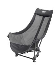 Krzesło turystyczne Lounger DL Chair Grey/Charcoal ENO