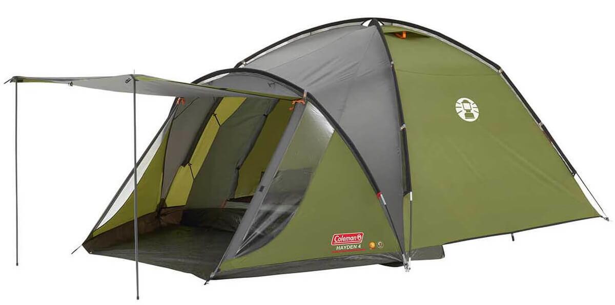 Namiot turystyczny dla 3 osób Hayden 3 Coleman