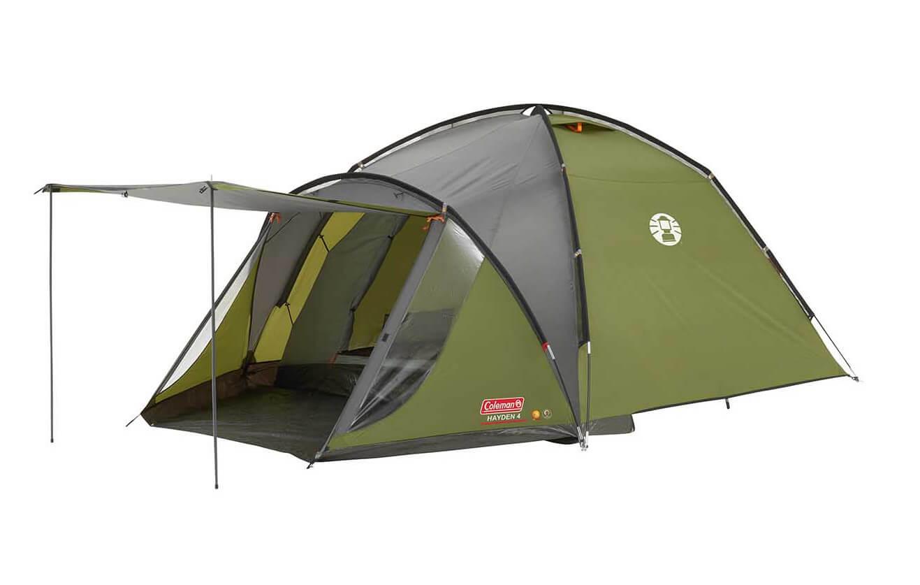 Namiot turystyczny dla 4 osób Hayden 4 Coleman
