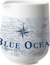 Dzbanuszek na śmietankę z melaminy Milk Pourer Blue Ocean Brunner