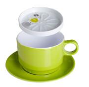 Filiżanka z melaminy z pokrywką Cup&Cover Space 300ml Brunner
