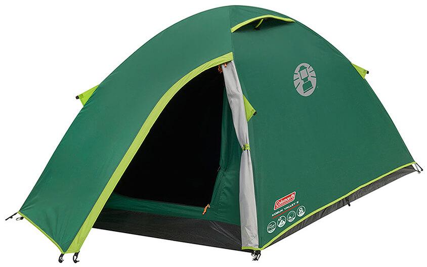 Namiot turystyczny dla 2 osób Kobuk Valley 2 Coleman
