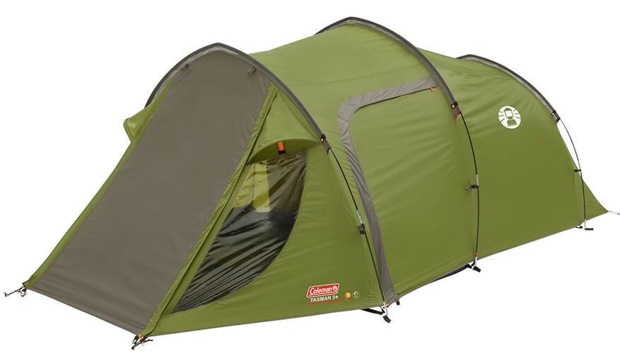 Namiot turystyczny 3 osobowy Tasman 3 Plus Coleman