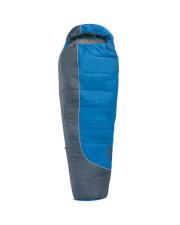 Śpiwór turystyczny Xylo Blue Coleman niebiesko szary