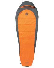 Śpiwór turystyczny Silverton 150 CZ SMU Coleman szaro pomarańczowy