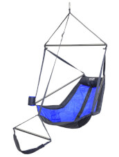 Fotel turystyczny wiszący Lounger Hanging Chair Royal/Charcoal ENO