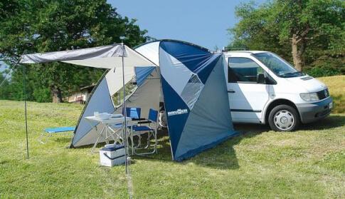 Namiot przedsionek do samochodu Brunner Vantage II