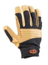 Rękawiczki do wspinaczki Progrip Plus Climbing Technology black beige