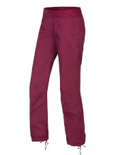 Spodnie wspinaczkowe damskie Pantera Ocun beet red