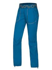 Spodnie wspinaczkowe damskie Pantera Ocun capri blue