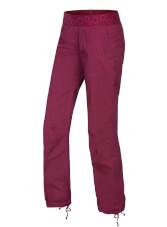 Spodnie wspinaczkowe damskie Pantera Tall Ocun beet red