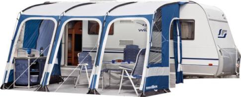 Namiot przedsionek do samochodu Brunner Explore 250