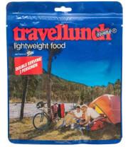 Makaron w sosie śmietanowo - ziołowym dla 2 osób (liofilizat) Travellunch