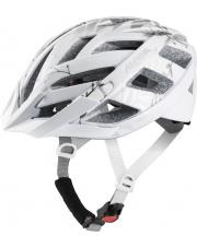Uniwersalny kask rowerowy Panoma 2.0 Alpina White Silver Leafs