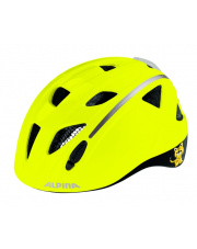 Kask rowerowy dla dzieci Ximo Flash Alpina Be Visible