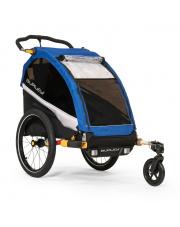 Przyczepka rowerowa D'Lite Single Burley niebieska