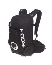 Pojemny plecak rowerowy BA3 Ergon black stealth