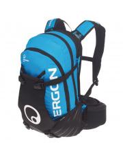 Pojemny plecak rowerowy BA3 Ergon blue stealth