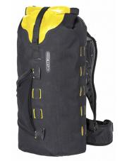 Plecak wodoodporny Gear Pack 25l Ortlieb black sun yellow