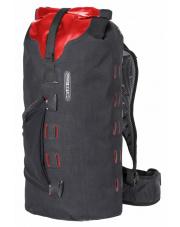 Plecak wodoodporny Gear Pack 25l Ortlieb black red