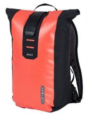 Wodoodporny plecak miejski Velocity 17l Ortlieb coral black