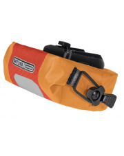 Torba podsiodłowa Saddle Bag Two Micro Signal Red Orange 0,5l Ortlieb