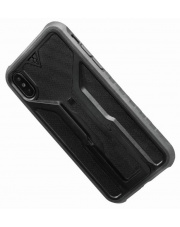Uchwyt na telefon Ridecase for iPhone X/Xs Topeak black/grey