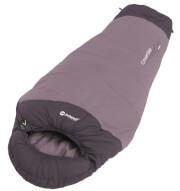 Śpiwór dla dzieci Convertible Junior Lewy Outwell purple