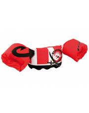 Kamizelka do pływania dla dzieci Puddle Jumper Red Pirat Sevyrol