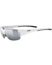 Całoroczne okulary sportowe Uvex Blaze III 2.0 white black