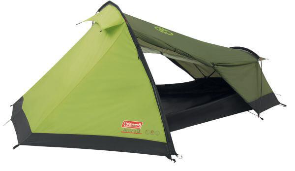 Wyprawowy namiot turystyczny Coleman Aravis 3