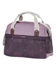 Torba rowerowa Carry All Bag Boheme 18l Basil Fig Red