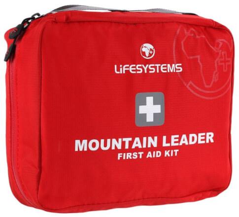 Apteczka w góry Mountain Leader First Aid Kit Lifesystems 64 części