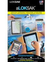 Zestaw 4 etui wodoszczelnych na smartfony i tablety Loksak
