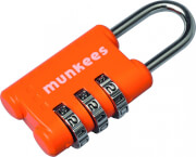 Kłódka turystyczna Combination Lock 1 Munkees