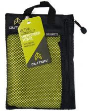 Ręcznik szybkoschnący Outgo Towel Outgo Green McNETT M