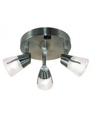 Lampa sufitowa plafon Meteor Triple 3 x12V 10W MR16 Haba