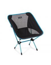 Krzesło turystyczne składane Chair One Black Helinox czarne