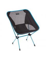 Krzesło turystyczne składane Chair One L Black Helinox czarne