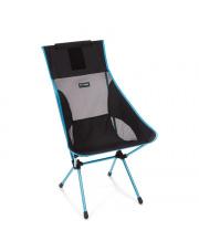 Krzesło turystyczne składane Sunset Chair Black Helinox czarne