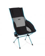 Krzesło turystyczne składane Savanna Chair Black Helinox czarne